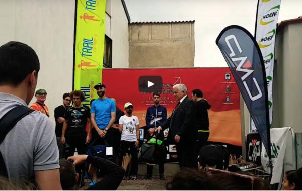 Vesuvio Ultra Marathon Ceremony