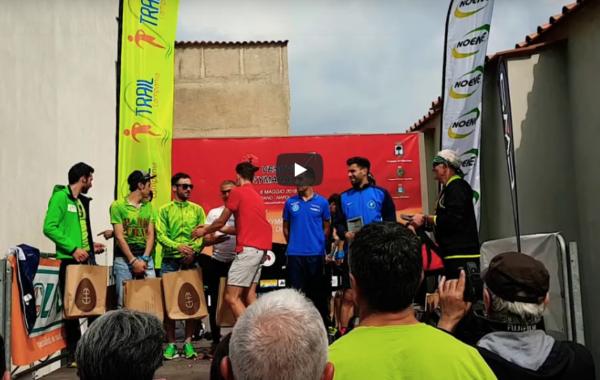 Vesuvius 42km sky marathon awards
