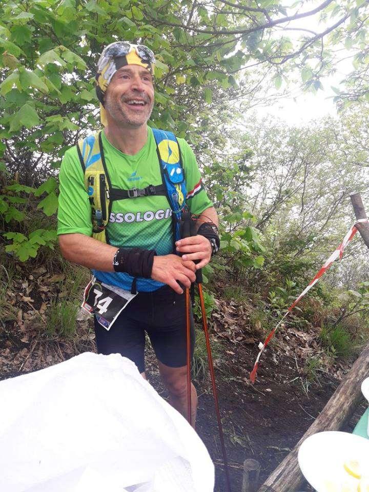 Atleta al Ristoro | Vesuvio Ultra Marathon