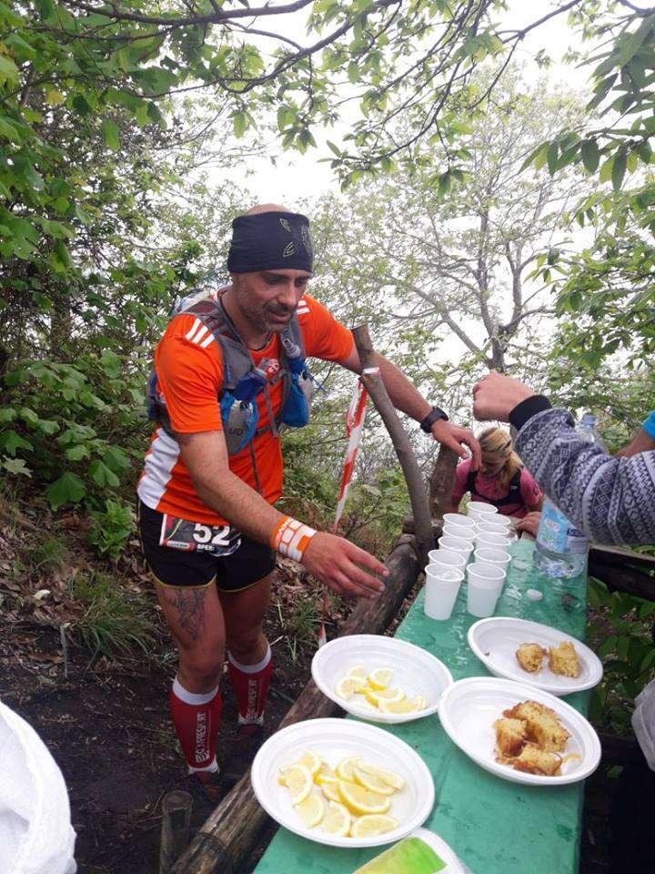Salita per il Ristoro | Vesuvio Ultra Marathon