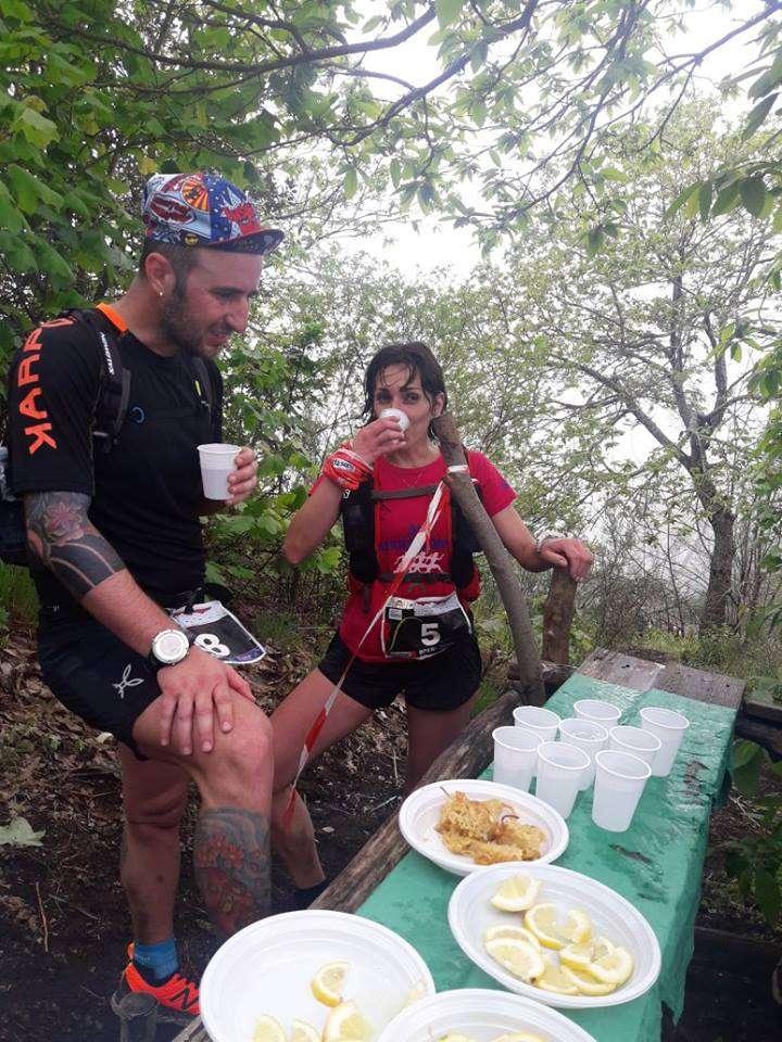 Riposo al Ristoro | Vesuvio Ultra Marathon