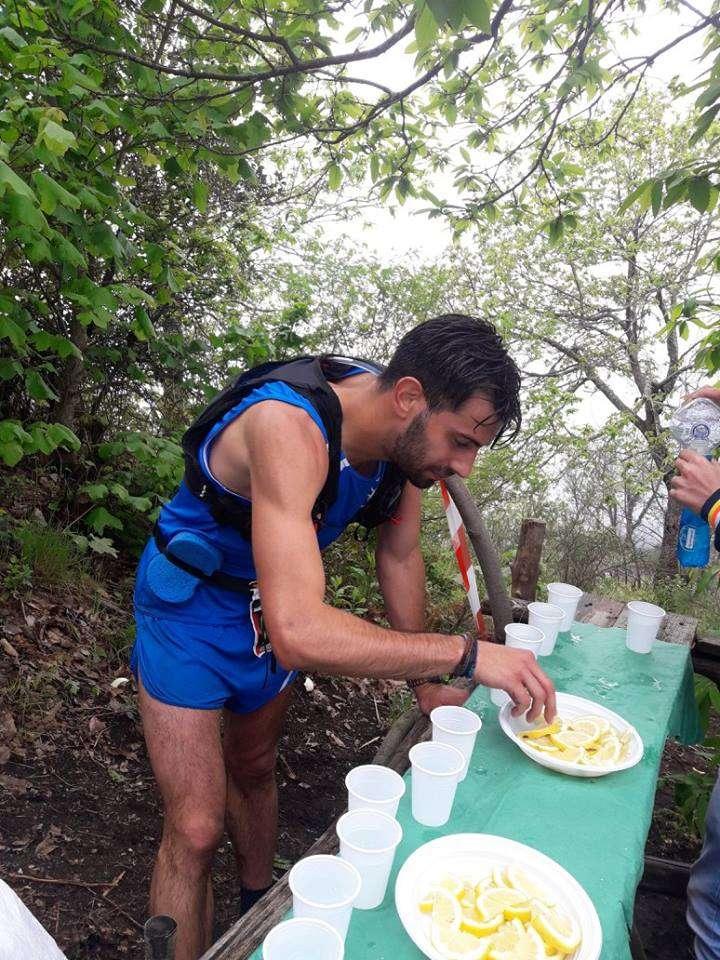 Ristoro Vesuvio Sky Marathon