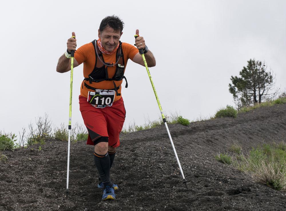 Culmine della Salita | Vesuvio Ultra Marathon