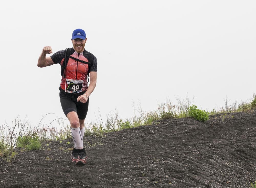 Felicità all'arrivo | Vesuvio Ultra Marathon