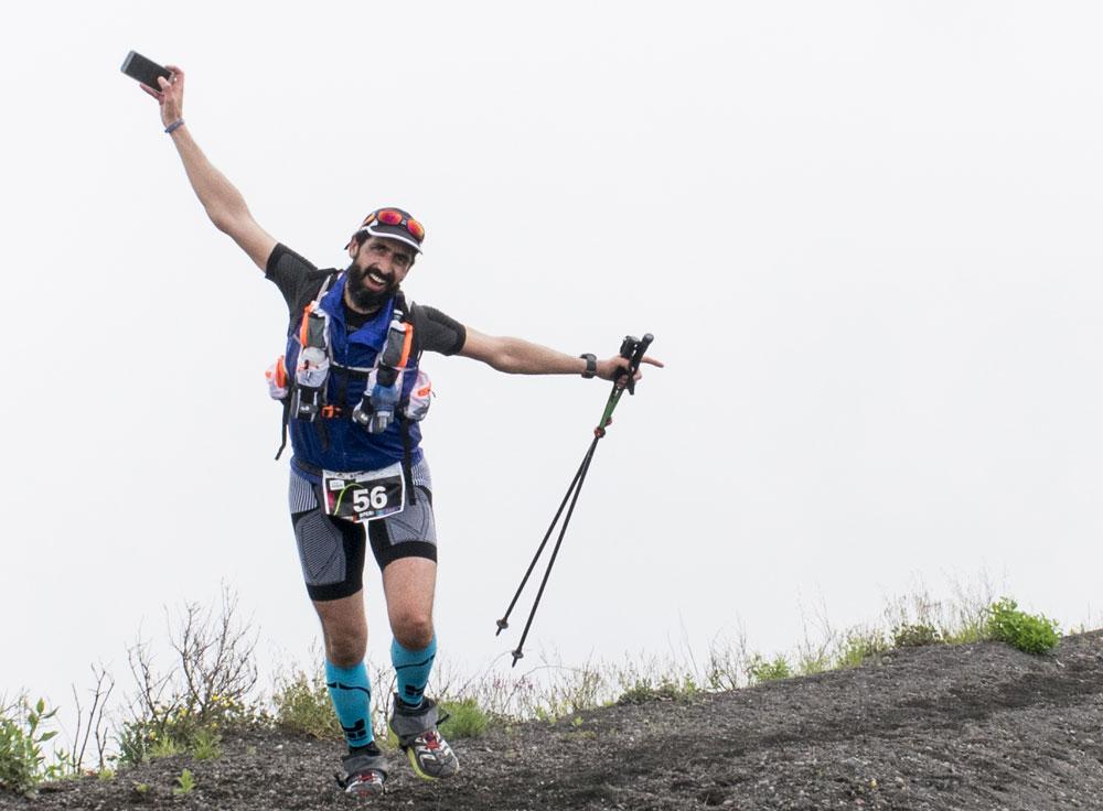 Fine della salita | Vesuvio Ultra Marathon