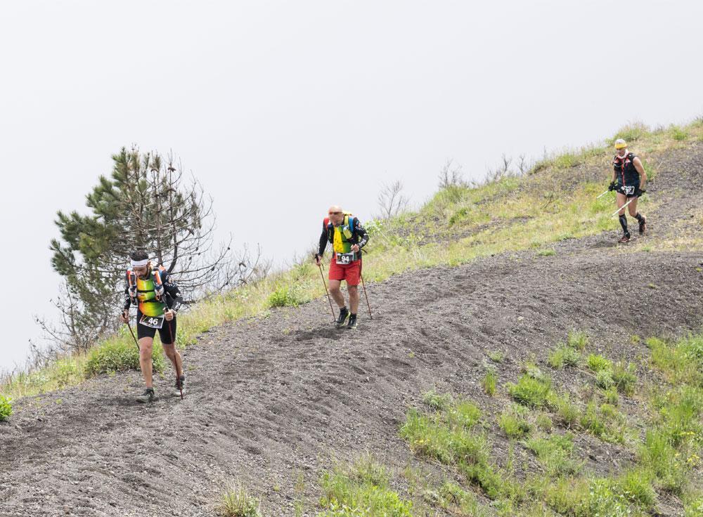 Percorso sui Cognoli | Vesuvio Ultra Marathon