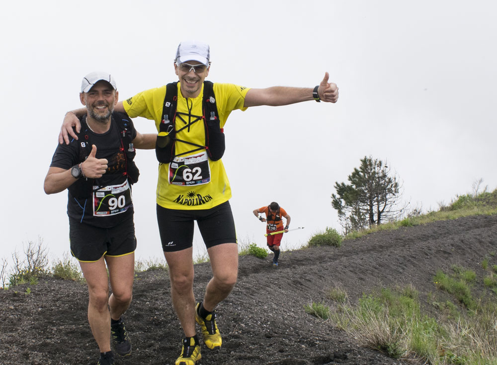 Salita in due Trail del Vesuvio | Vesuvio Ultra Marathon