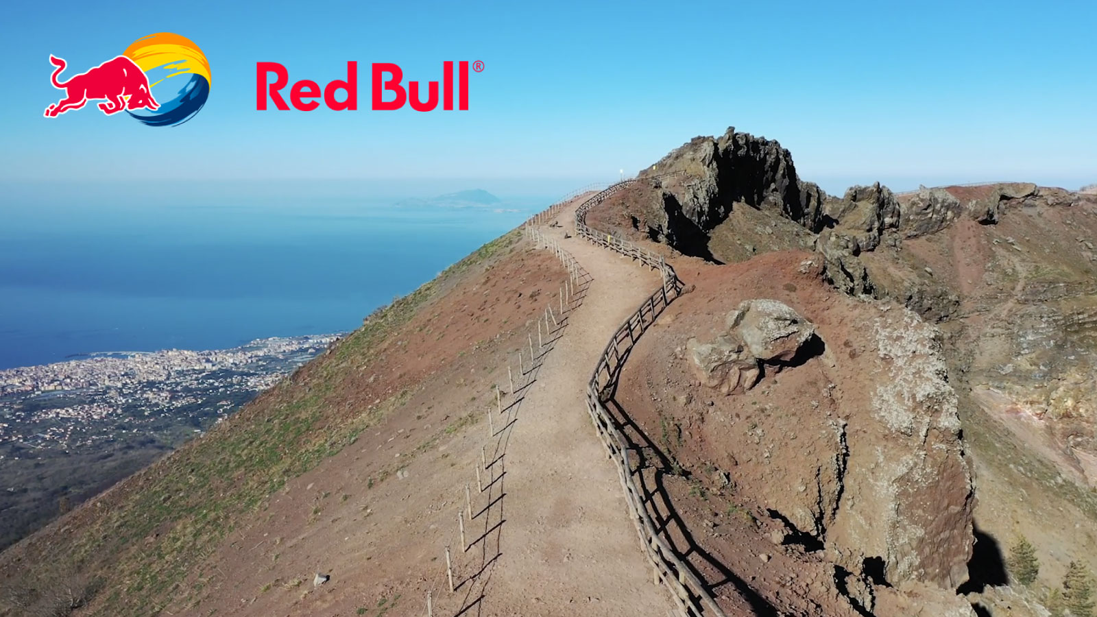 Vesuvio Ultra Marathon - Redbull