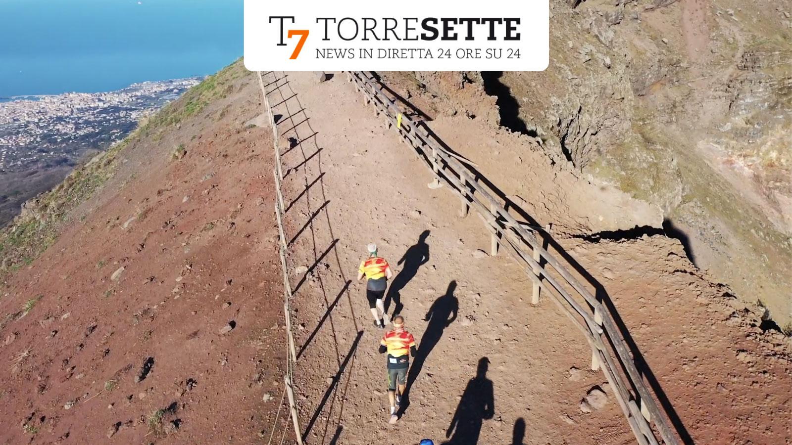 Vesuvio Ultra Marathon 2020, il trail più importante del sud d'Italia